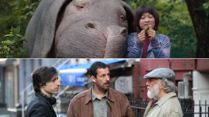 Okja et The Meyerowitz Stories