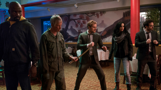 The Defenders 2