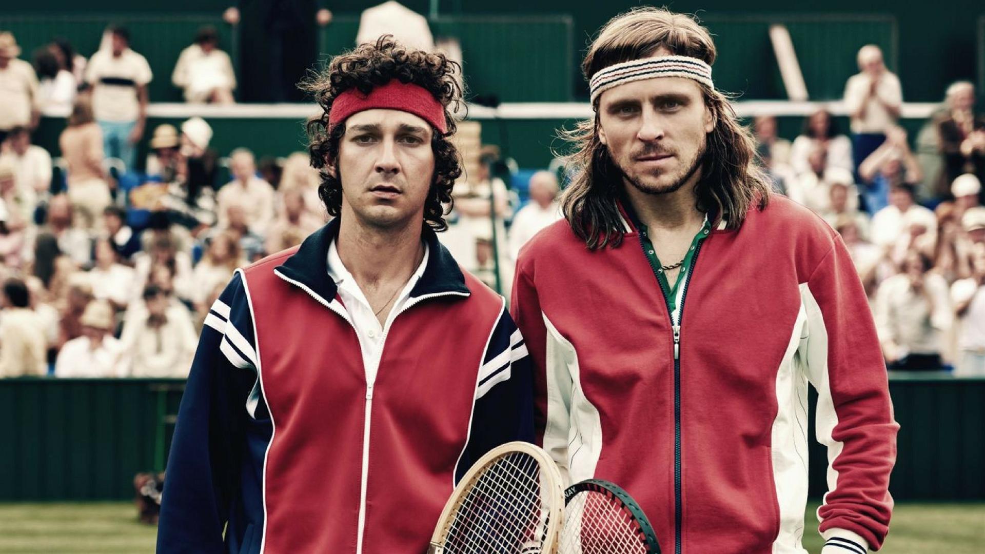 Borg/McEnroe : le choc de la glace et du feu qui a retourné Wimbledon